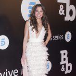 Cristina Alarcón en el estreno de 'B&b, de boca en boca'