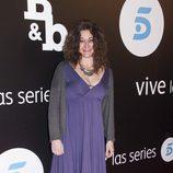Chiqui Fernández en el estreno de 'B&b, de boca en boca'