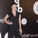 Luz Valdenebro en la presentación de 'B&b, de boca en boca'