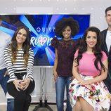 Los cinco candidatos para representar a España en el 'Festival de Eurovisión 2014'