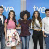 Los candidatos del 'Festival de Eurovisión 2014'