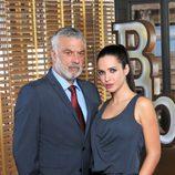 Adolfo Fernández y Paula Prendes en 'B&b, de boca en boca'