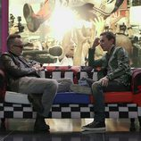 Risto Mejide conversa con Jorge Lorenzo en 'Viajando con Chester'