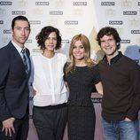 Los presentadores de los Oscar 2014 de Canal+