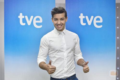 Jorge González, candidato a representar a España en Eurovisión 2014