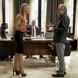 Belén Rueda y Gonzalo de Castro discuten en 'B&B, de boca en boca'