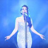 """Ruth Lorenzo canta """"Dancing in the Rain"""" en '¡Mira quién va a Eurovisión!'"""