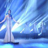 Ruth Lorenzo cantando en '¡Mira quién va a Eurovisión!'