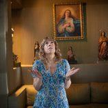 Berta pide ayuda a la Virgen en 'La que se avecina'
