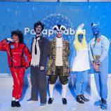 'Pasapalabra' celebra el carnaval