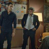 Morey, cara a cara con Fran en 'El Príncipe'