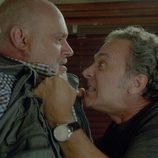 Fran se enfada con Quílez en 'El Príncipe'