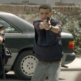 Thaïs Blume y Ayoub El Hilali en 'El Príncipe'