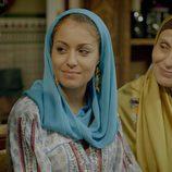 Stanny Coppet, Hiba Abouk y Mercé Montalá en 'El Príncipe'