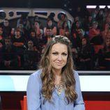 Niña Pastori, asesora de Rosario Flores en las batallas de 'La voz kids'
