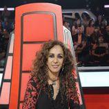 Rosario Flores en las batallas de 'La voz kids'