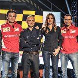 Todo el equipo de la 'Fórmula 1 2014'