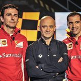 Rueda de prensa de la 'Fórmula 1 2014'
