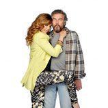 Belinda Washington y Luis Fernando Alvés, actores de 'Ciega a citas'