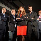 Equipo del programa de 13tv 'Detrás de la verdad'