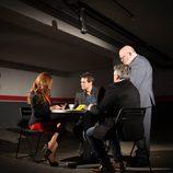 Patricia Betancort y David Aleman en 'Detrás de la verdad'