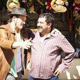 Álex O'Dogherty y Paco Tous en la tercera temporada de 'Con el culo al aire'