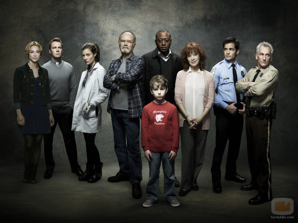 Cast de 'Resurrection'