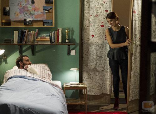 Dani Rovira y Cristina Brondo en 'B&b, de boca en boca'