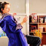 Goizalde Núñez como Lola en la tercera temporada de 'Con el culo al aire'