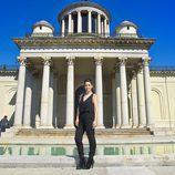 Ruth Lorenzo en el Real Observatorio de Madrid, escenario para su postal de Eurovisión 2014