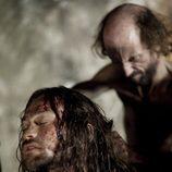 Captura capítulo 2 de 'Spartacus: Sangre y Arena'