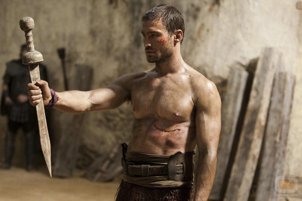 Captura 2 capítulo 2 de 'Spartacus: Sangre y Arena'