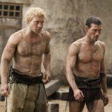 Captura 3 capítulo 2 de 'Spartacus: Sangre y Arena'