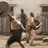 Captura 4 capítulo 2 de 'Spartacus: Sangre y Arena'