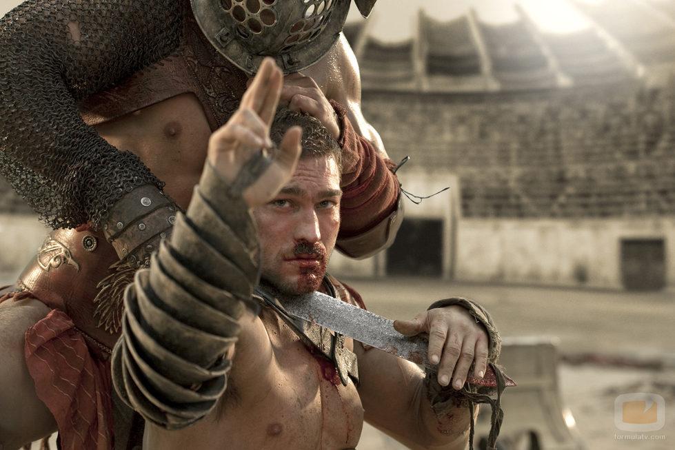 Spartacus: Sangre y Arena. Serie TV - FormulaTV