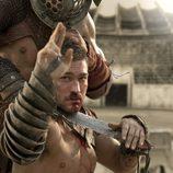 Captura capítulo 3 de 'Spartacus: Sangre y Arena'