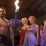 Captura 4 capítulo 3 de 'Spartacus: Sangre y Arena'