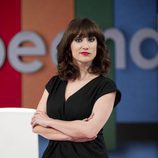Ana Morgade, colaboradora de 'Zapeando'