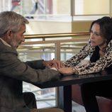 Imanol Arias y Ariadna Gil en 'Cuéntame cómo pasó'