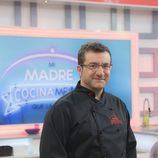 Sergio Fernández, presentador de 'Mi madre cocina mejor que la tuya'