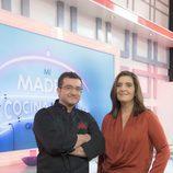 Sergio Fernández y María Jiménez Latorre al cargo de 'Mi madre cocina mejor que la tuya'