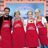 Las madres de Juanra y Luján en el especial de 'Mi madre cocina mejor que la tuya'