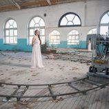"Ruth Lorenzo graba el videoclip de ""Dancing in the rain"""