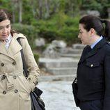 María Pujalte y Luisa Martín en 'Los misterios de Laura'