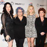 Laura Prepon, Jenji Kohan, Taylor Schilling y Kate Mulgrew en el PaleyFest 2014