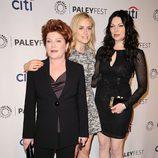 Kate Mulgrew, Taylor Schilling y Laura Prepon en el PaleyFest 2014