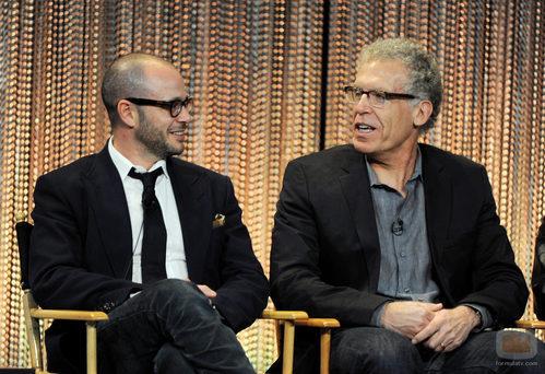 Damon Lindelof y Carlton Cuse recuerdan 'Lost' en el PaleyFest 2014