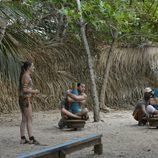 """Antonio Tejado y Yong Li, a punto de girar en la """"peonza hondureña"""" de 'Supervivientes 2014'"""