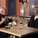 Antonio Alcántara y Miguel en 'Cuéntame cómo pasó'