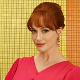 Joan Harris (Christina Hendricks) en la séptima temporada de 'Mad Men'